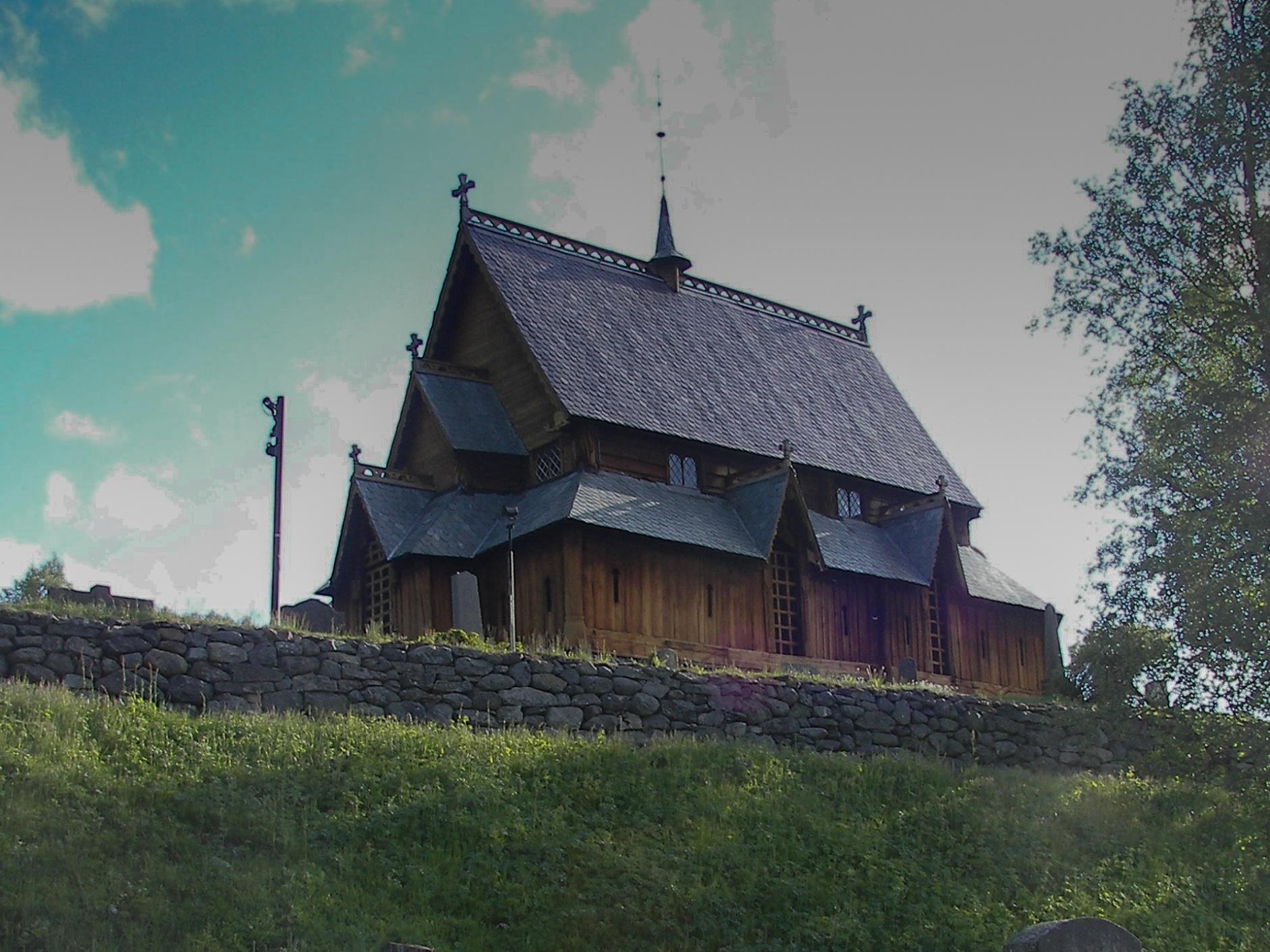 009 Stavkirke Reinli