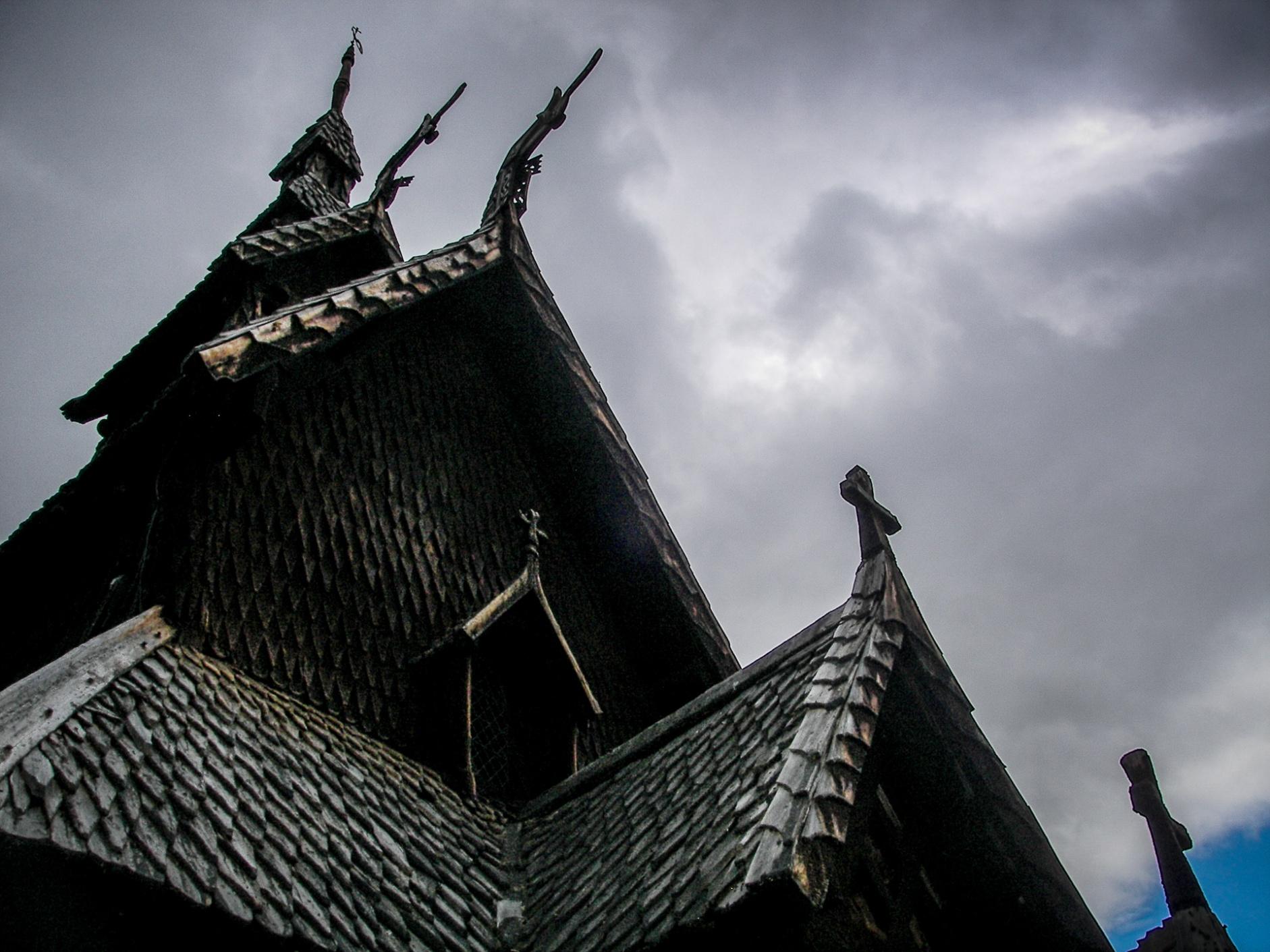 061 Stavkirke Borgund