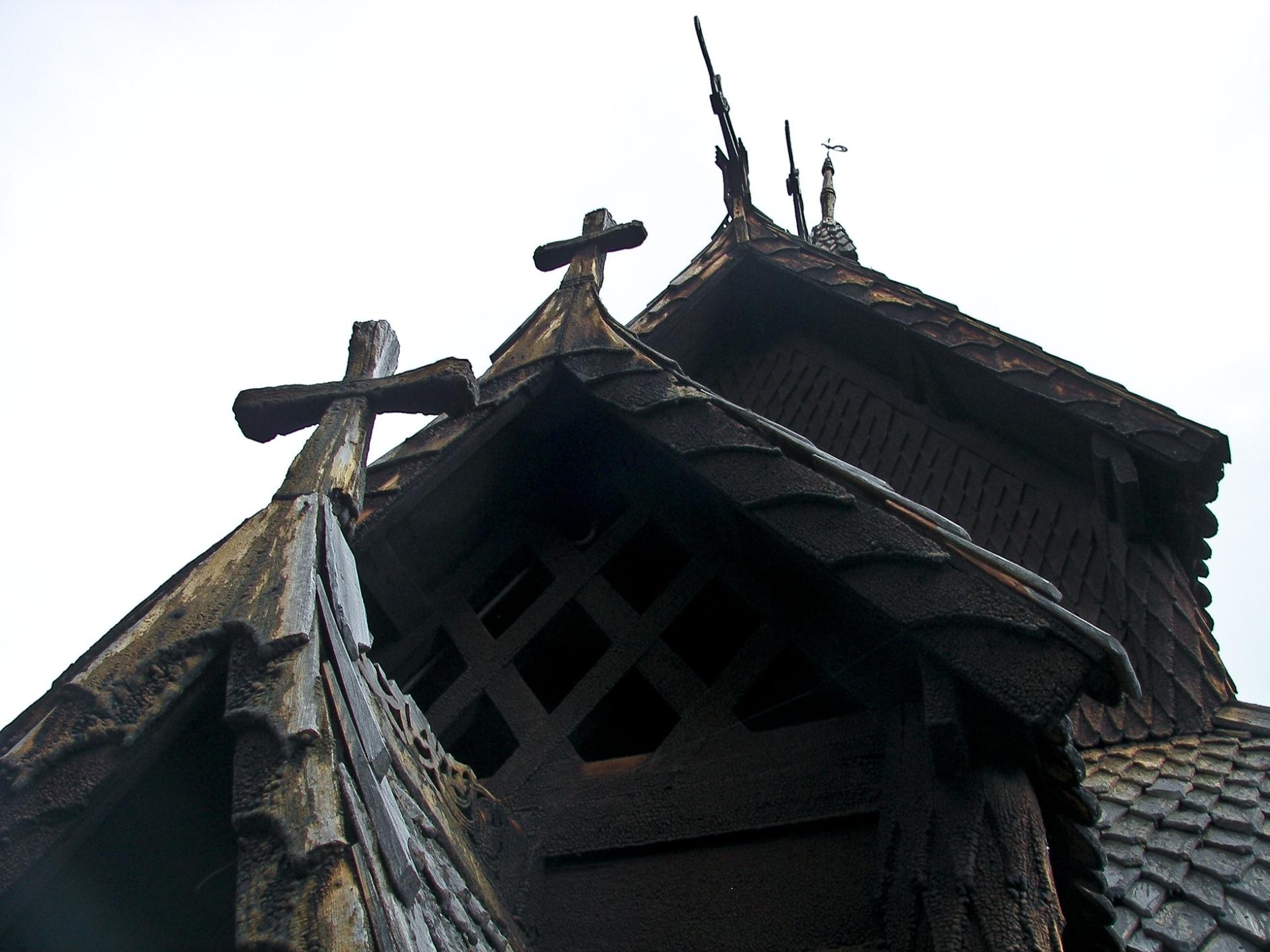 062 Stavkirke Borgund
