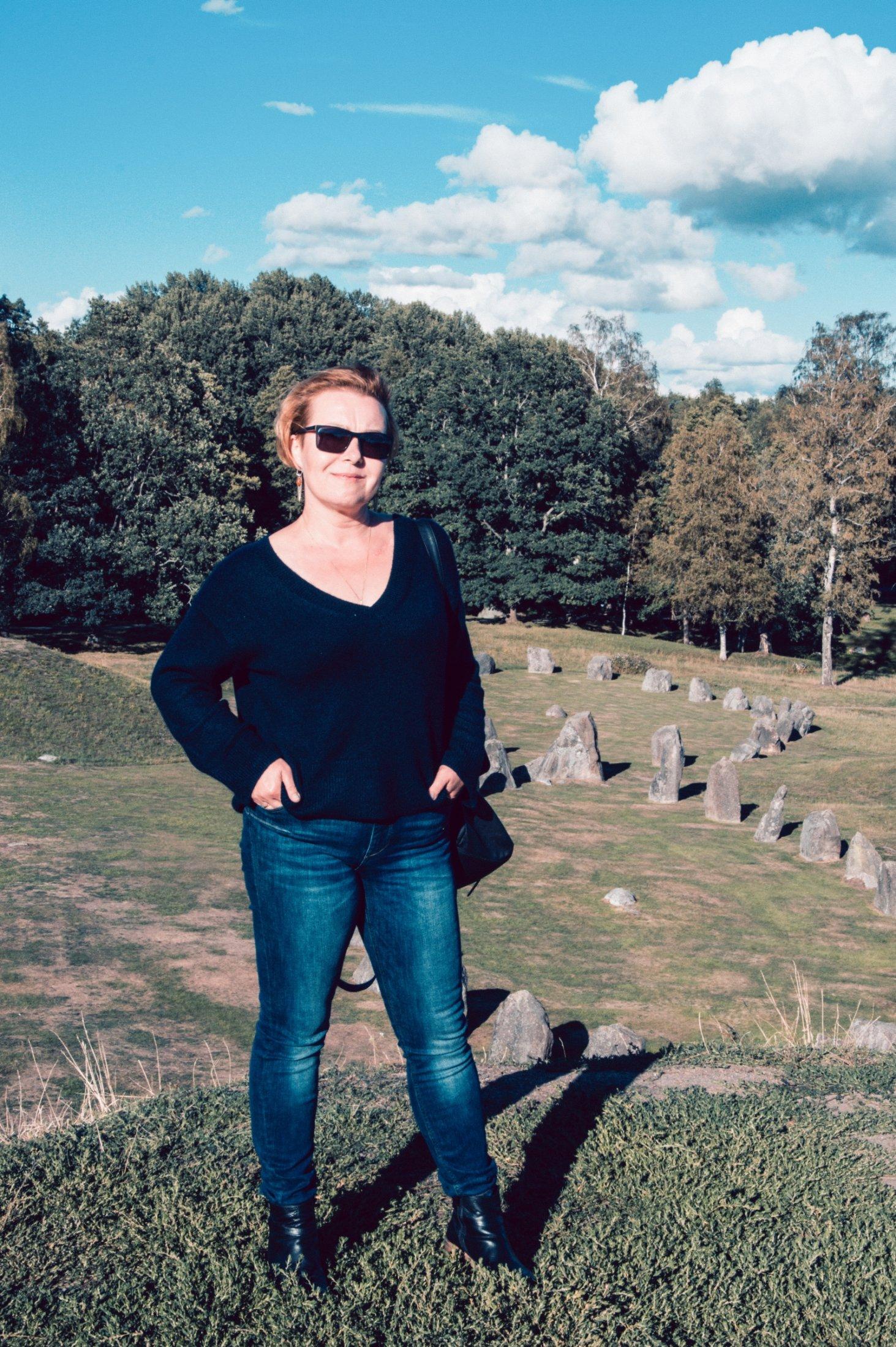 Elzbieta Cherezinska Anundshög Ales Stenar003