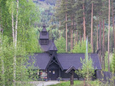 017 Stavkirke Gol