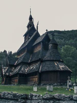 044 Stavkirke Borgund